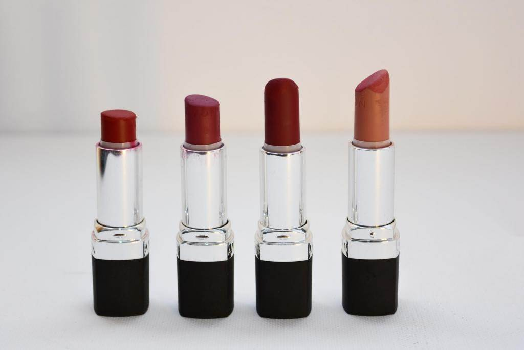 Microwax in lipsticks